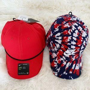 ✔️ NIKE Hat Heritage 86 SnapBack Cap tie dye New